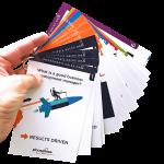 Phosphea - cartes commerciales